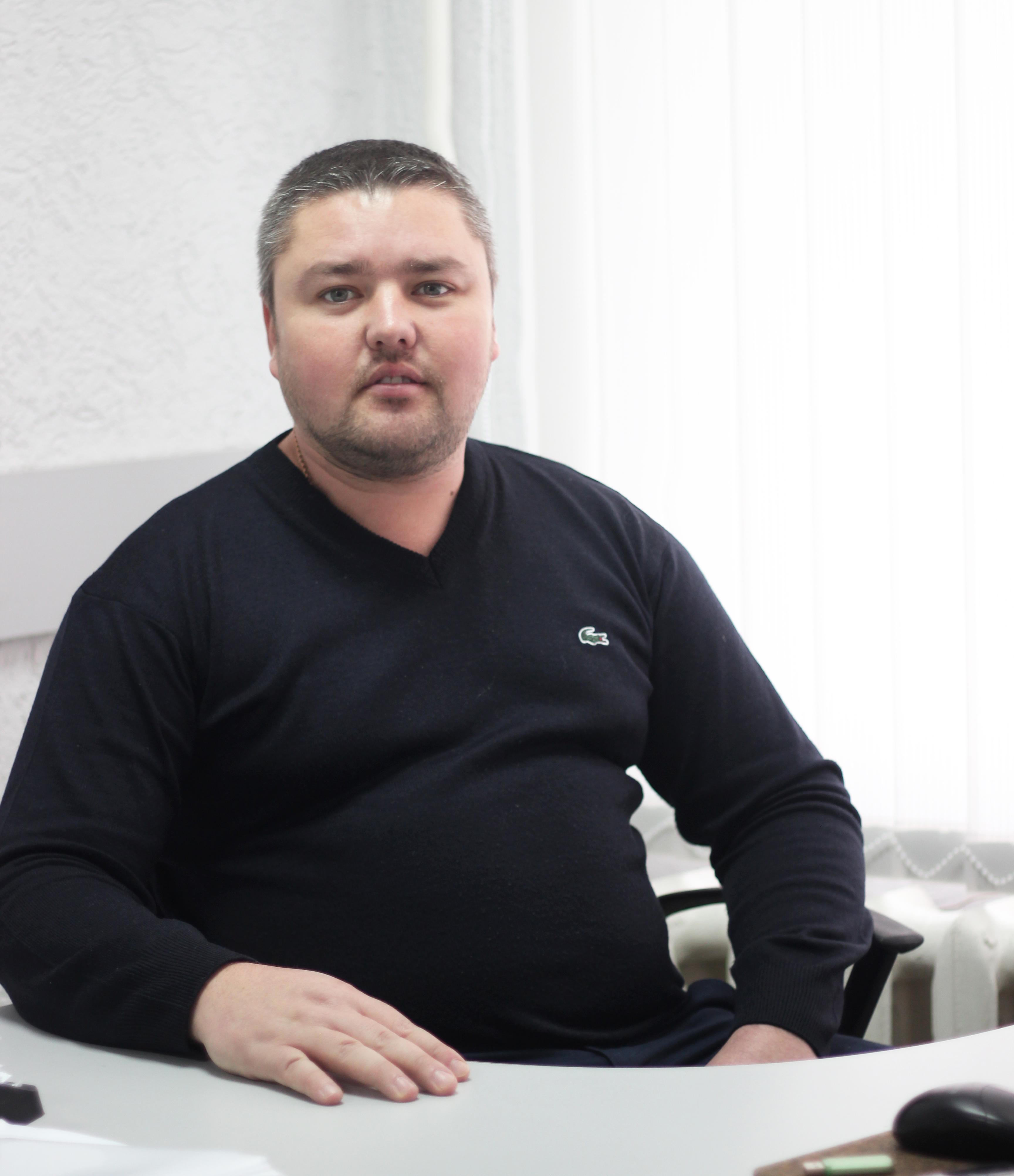 Специалист по безопасности ГАЗИЕВ Эдем Ризаевич